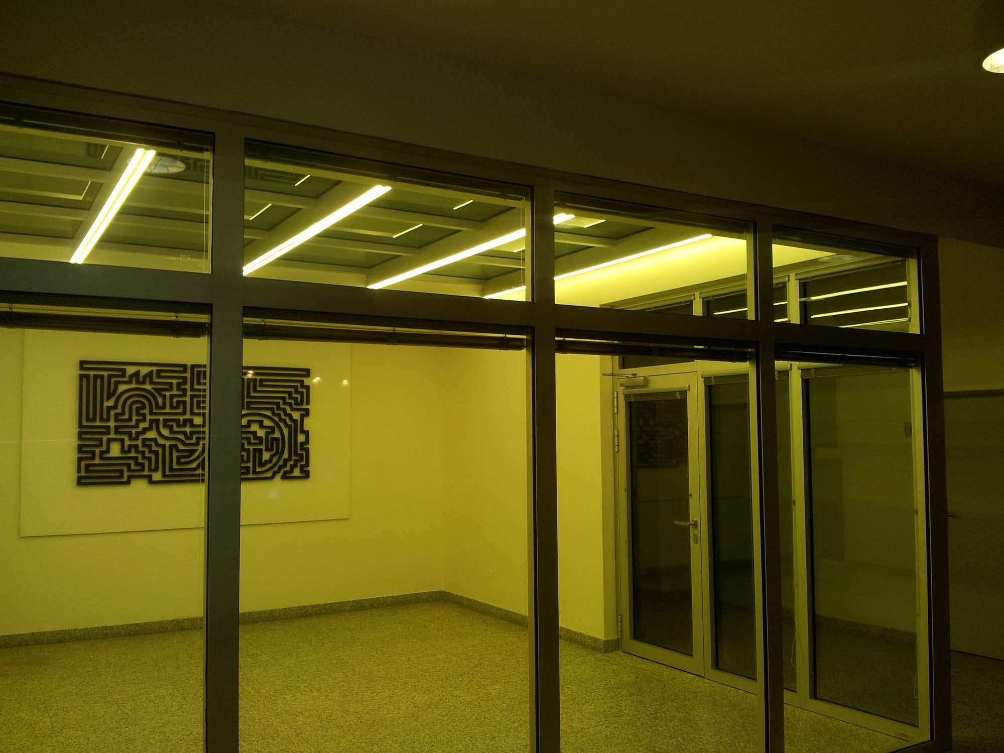 PORR – rekonstrukce kanceláří Dubečská (3)