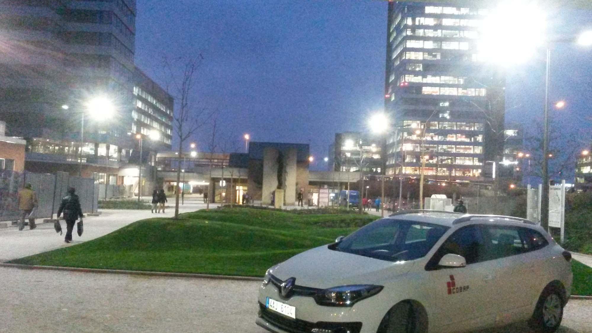 Metronom Business centrum Praha - VO