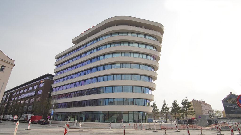 CTP Vlněna Office Centre, budova F, G, H